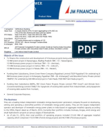 Orient Green Power Company Limited - Product Note