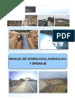 Manual de Hidrologia y Drenaje