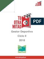 Gestión Económica y Financiera de Organizaciones Deportivas_Texto_Unidad III