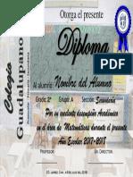 Propuestas de Diploma
