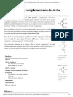 Semiconductor Complementario de Óxido Metálico