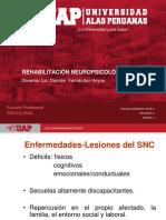 8A. REHABILITACIÓN NEUROPSICOLÓGICA