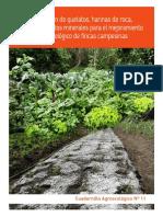 Cuadernillo No11 Aplicación de Quelatos, Harinas de Roca, Fosfitos y Caldos Minerales Para El Mejoramiento Agroecológico de Fincas Campesinas