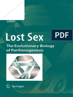 Lost Sex - The Evolutionary Biology of Parthenogenesis - I. Schon, Et Al., (Springer, 2009) WW