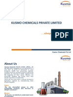 Kusmo Company Corporate Profile