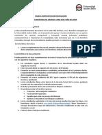 Bases y Formularios Beca Arancel