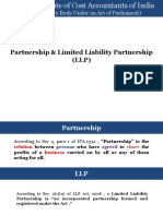 Partnership & LLP