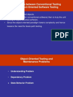 328 33 Powerpoint Slides 16 Testing Object Oriented Software Chapter 16