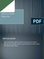 Hipoglikemi Ringan