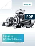 Brochure Motores SIMOTICS Jun