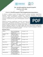 ელექტრონული პეტიციების პორტალი Ichange.gov.ge