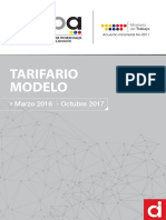 Tarifario Ministerio de Trabajo_2017pdf