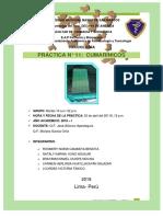 Toxicología de Cumarinicos  curso toxicología semana 11 UNMSM Farmacia y Bioquímica