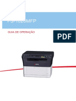 Fs 1020 Manual Kyocera
