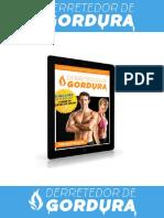 Derretedor de Gordura Livro PDF
