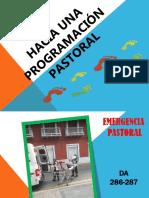 Emergencia Pastoral