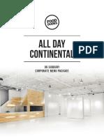 99SUDBURY Corporate Continental