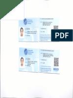 Certificado Soldador Flávio