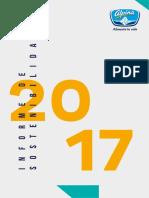 Informe de Sostenibilidad Alpina 2017