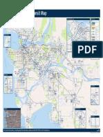 TransLink System Map - April 2018