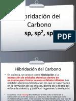 2- Hibridacion Del Carbono