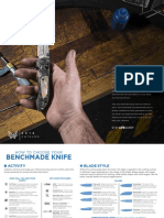 2018 Benchmade Catalog