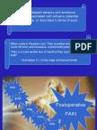 Postoperative Pain Management IMA