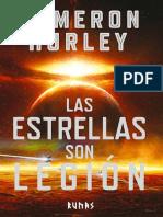 Las estrellas son legión (Runas) - Kameron Hurley.pdf