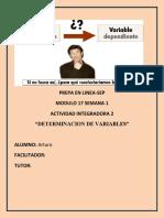 322436446 Definicion de Variables M17S1