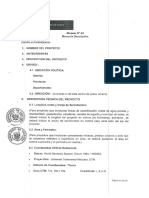 Directiva de un Certifica de restos Arqueologicos