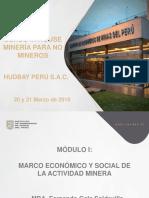 Módulo I y II - Ing. Fernando Gala