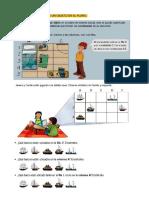 Guía Matemática Ubicacion en Un Plano