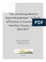 Eviction Report Final