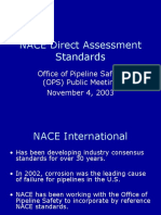 n Ace Direct Assessment Standards