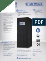 UPS1300 Industrial 5 50 KVA