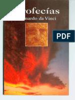 DA VINCI, Leonardo, Profecias
