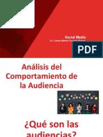 7.2 Análisis de Comportamiento de La Audiencia