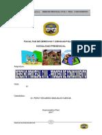 Material Derecho Procesal Civil i - Proceso de Conominiento - 2017