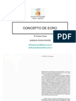 3- Concepto de ECRO. E.P.R