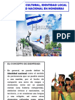 Estado, Nacion e Identidad en Honduras