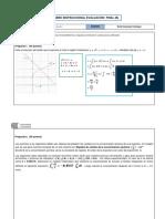 Examen Final Cálculo II