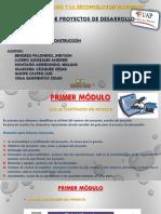 resumen modulos de gestion de proyectos  1 al 9