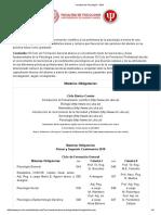 Facultad de Psicología - UBA