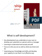 9.Self Development
