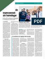 Médicos Extracomunitarios