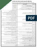 Allamah Hasanzadeh Amoli's Study Schedule