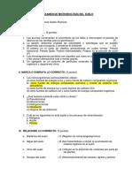 Examen de Microbiología Del Suelo