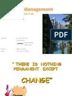 18.Change Management