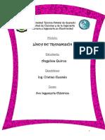 Paper LINEAS DE TRANSMISION