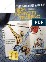 The Modern Art of High Intensity Training.pdf